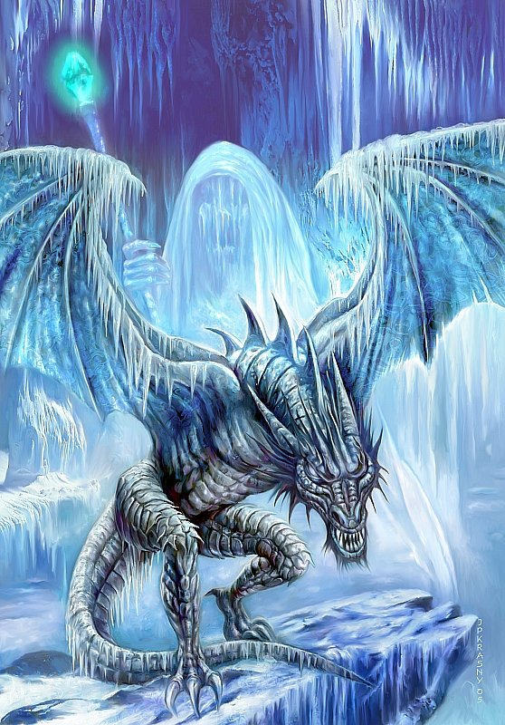 Pet Shop do Poseidon Icedragon