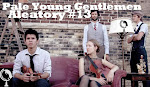 Aleatory #13: Pale Young Gentlemen
