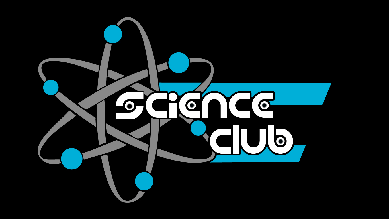 Logo Designing - Science Club | Ambigram Galore
