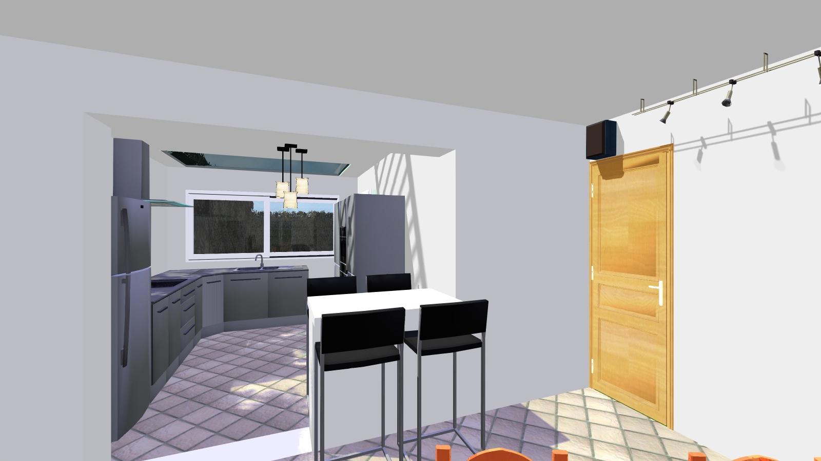 Hom3 le conseil deco construction d 39 une extension for Extension cuisine