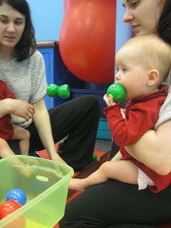 physical therapy 10-month-old