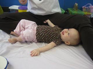 physical therapy 10 month old