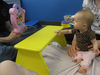 cerebral palsy 10 month old