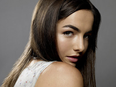 bushy brows camilla belle