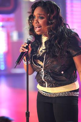 L R Singers Farrah King Felisha King Fallon King And