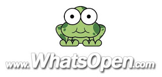 WhatsOpen - Premiere application sous Android