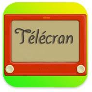 Télécharger l'application Telecran pour iPad