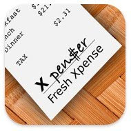 Fresh Xpense pour iPhone