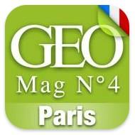 Télécharger l'application GEO pour iPad