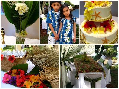 elegant hawaiian party ideas - photo #37