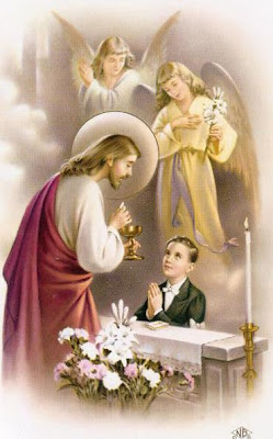 Shower of Roses: Preparing for First Holy Communion