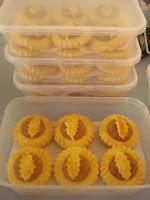 Nyonya Pineapple Tarts 12 pcs - RM7