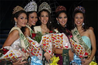 Miss Philippines Earth 2009 Winners
