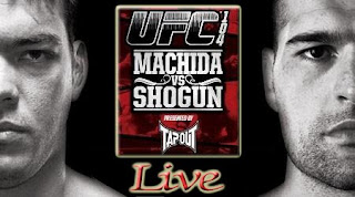 Watch UFC 104: Machida vs. Shogun Fight Live Online