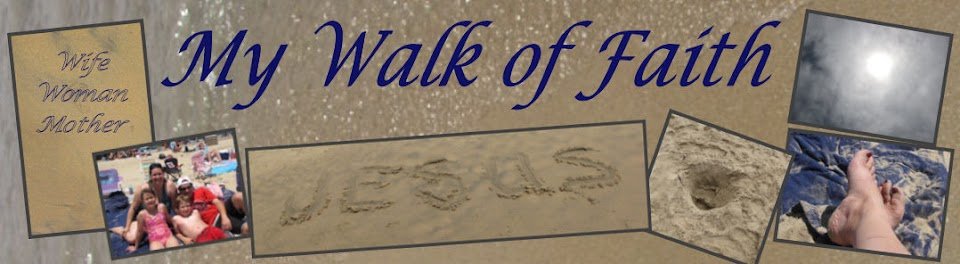 My Walk of Faith