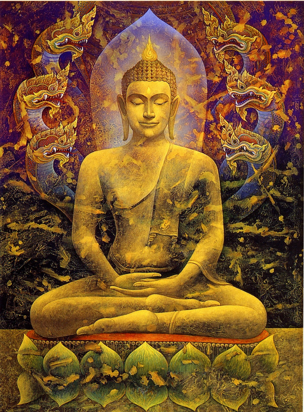 Buddhist practices today
