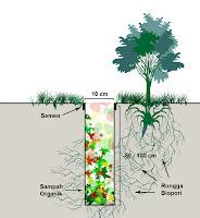 lubang biopori, lingkungan hidup