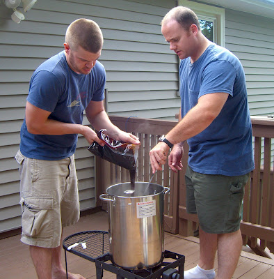 A lesson for home brewing and using quality brew pots