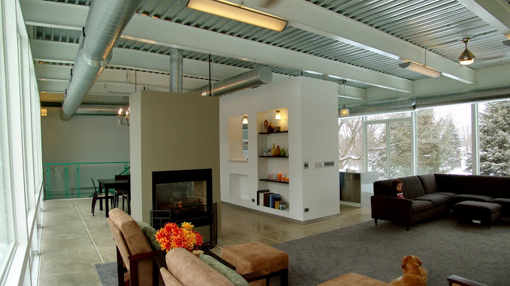 Modern LEED Green Home