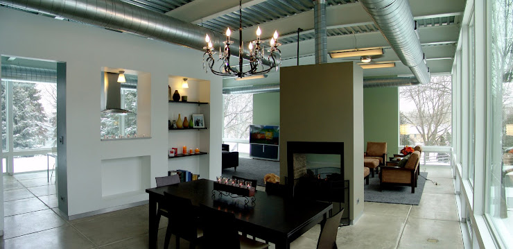 Custom LEED Green Home