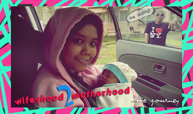 wifeyhood to motherhood