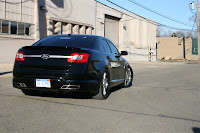 2010+Mobsteel+Ford+Taurus+SHO+First+Drive+%282%29 Review & Test Drive : 2010 Mobsteel Ford Taurus SHO   First Drive