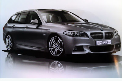 2011+BMW+5+Series+M+Sport+Package+(4)  2011 BMW 5 Series M Sport Package Leaked Photos