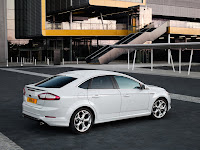 mondeo01 Ford Reveals New 2011 Mondeo with 237 hp 2.0L Ecoboost