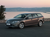mondeo05 Ford Reveals New 2011 Mondeo with 237 hp 2.0L Ecoboost