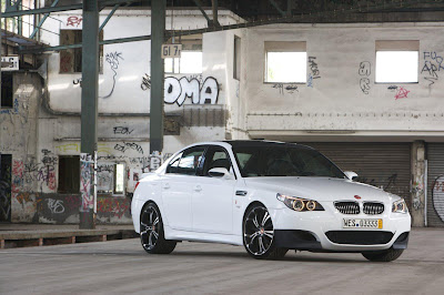 07 nowack m5 BMW M5 N635S 5.8 Hans Nowack Edition photos
