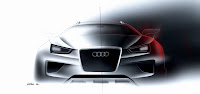 crosscoupequat hi 007 Audi working on an Allroad version of A1 : Rumor