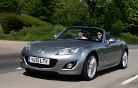 01mazdamiyakouk Mazda MX 5 Miyako Edition for the UK   News & Photos