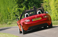 04mazdamiyakouk Mazda MX 5 Miyako Edition for the UK   News & Photos