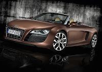 r8090029 large New Audi 4.2 V8 powered R8 Spyder Photos