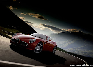 Alfa Romeo 8c Competizione 2007 1600x1200 wallpaper 01 Hidh Resolution Car Wallpapers From machinespider