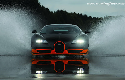 Bugatti Veyron 16.4 Super Sports Power Delivery Increased from 1,001hp to 1,200hp