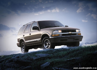 Chevrolet Blazer 2001 1600x1200 wallpaper 01 Hidh Resolution Car Wallpapers From machinespider