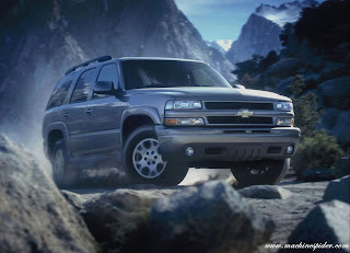Chevrolet Tahoe 2002 1600x1200 wallpaper 01 Hidh Resolution Car Wallpapers From machinespider