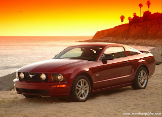 Ford Mustang GT 2005 1600x1200 wallpaper 03 Hidh Resolution Car Wallpapers From machinespider