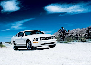Ford Mustang V6 Pony 2006 1600x1200 wallpaper 02 Hidh Resolution Car Wallpapers From machinespider