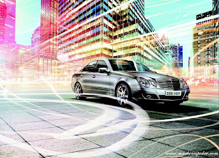 Mercedes Benz E Class Executive 2007 1600x1200 wallpaper 01 Hidh Resolution Car Wallpapers From machinespider