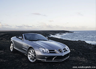 Mercedes Benz SLR McLaren Roadster 2008 1600x1200 wallpaper 01 Hidh Resolution Car Wallpapers From machinespider