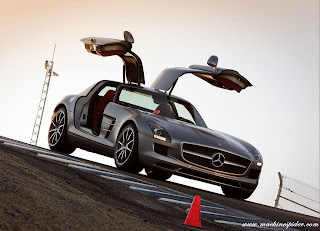 Mercedes Benz SLS AMG US Version 2011 1600x1200 wallpaper 04 Hidh Resolution Car Wallpapers From machinespider