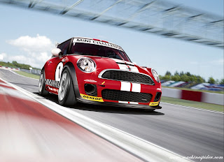 Mini John Cooper Works Challenge 2008 1600x1200 wallpaper 01 Hidh Resolution Car Wallpapers From machinespider