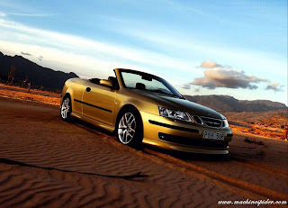 Saab 93 Convertible 2003 1600x1200 wallpaper 06 Hidh Resolution Car Wallpapers From machinespider