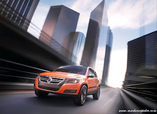 Volkswagen Tiguan Concept 2006 1600x1200 wallpaper 02 Hidh Resolution Car Wallpapers From machinespider