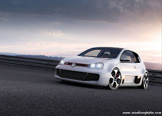 Volkswagen Golf GTI W12 650 Concept 2007 1600x1200 wallpaper 03 Hidh Resolution Car Wallpapers From machinespider