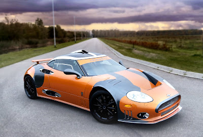 01 spijkern lm85 Spyker To Launch The Chinese Edition GT2