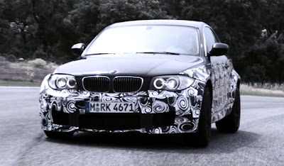 bmw 1 series m coupe cap 630op BMW teases 1 Series M Coupe   Video Gallery