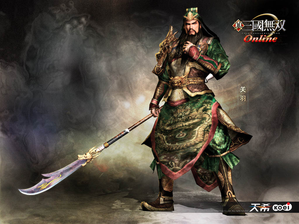 Dynasty Warriors HD & Widescreen Wallpaper 0.910784924107997